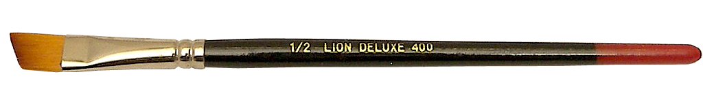 angular 1/2 lion deluxe